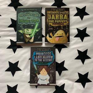 Star Wars children's book bundle